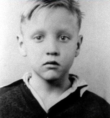 Elvis Presley age 12