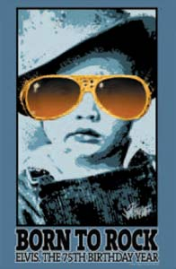 Born To Rock,The Alpha and the Omega. Little E in overalls and EP aviator shades,