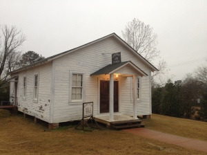 Assembly of God Church, Tupelo, Ms