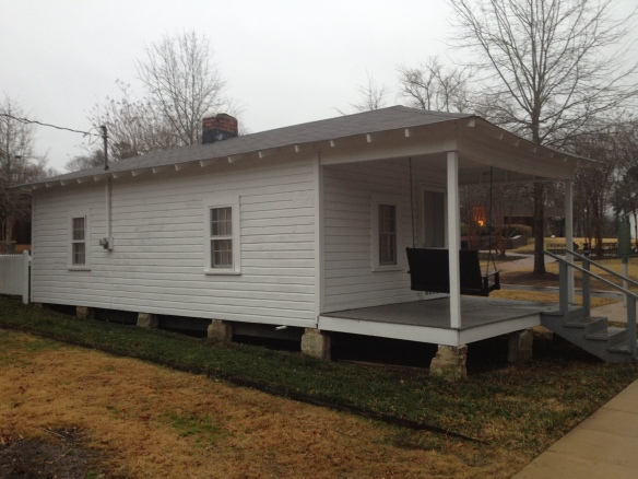 Elvis Presley Birthplace, Tupelo, Ms