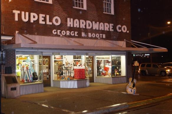 Tupelo Hardware Co, Tupelo, Ms