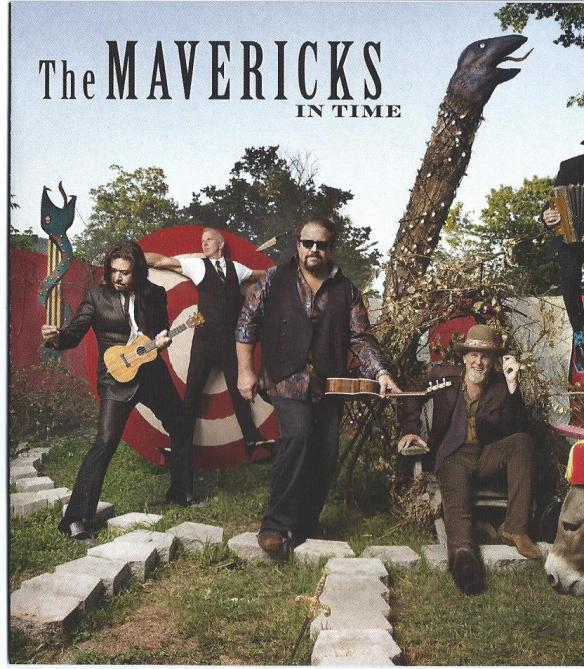 Mavericks In Time cover