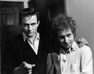 """Johnny was more of a spiritual figure to me, always was."" Dylan"