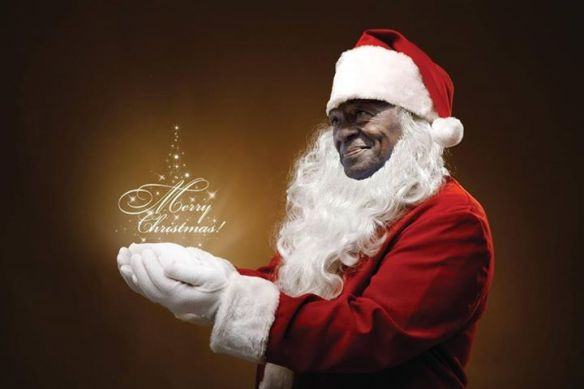 Chuck Berry, The Father of Rock and Roll and Father Christmas