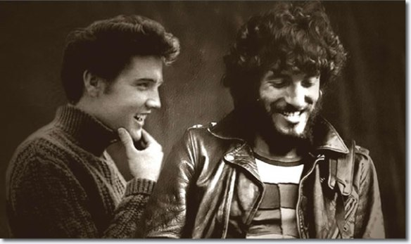 Two Hearts: American Icons Elvis Presley and Bruce Springsteen