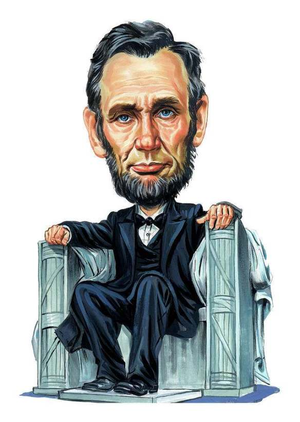 """Towering genius disdains a beaten path. It seeks regions hitherto unexplored."" A. Lincoln."