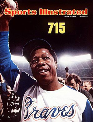 """I don't want them to forget Babe Ruth. I just want them to remember me."" Henry Aaron"