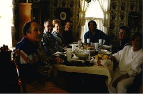 Hilligoss family christmas 1989-2