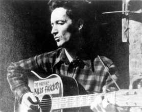 UNSPECIFIED - CIRCA 1970: Photo of Woody Guthrie Photo by Michael Ochs Archives/Getty Images